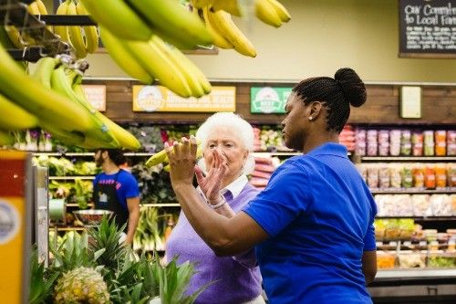 Elderly Home Care Supermarket Florida